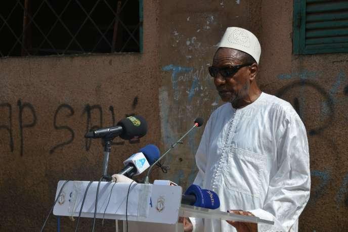 Présidentielle #Guinée : Alpha Condé en très mauvaise posture