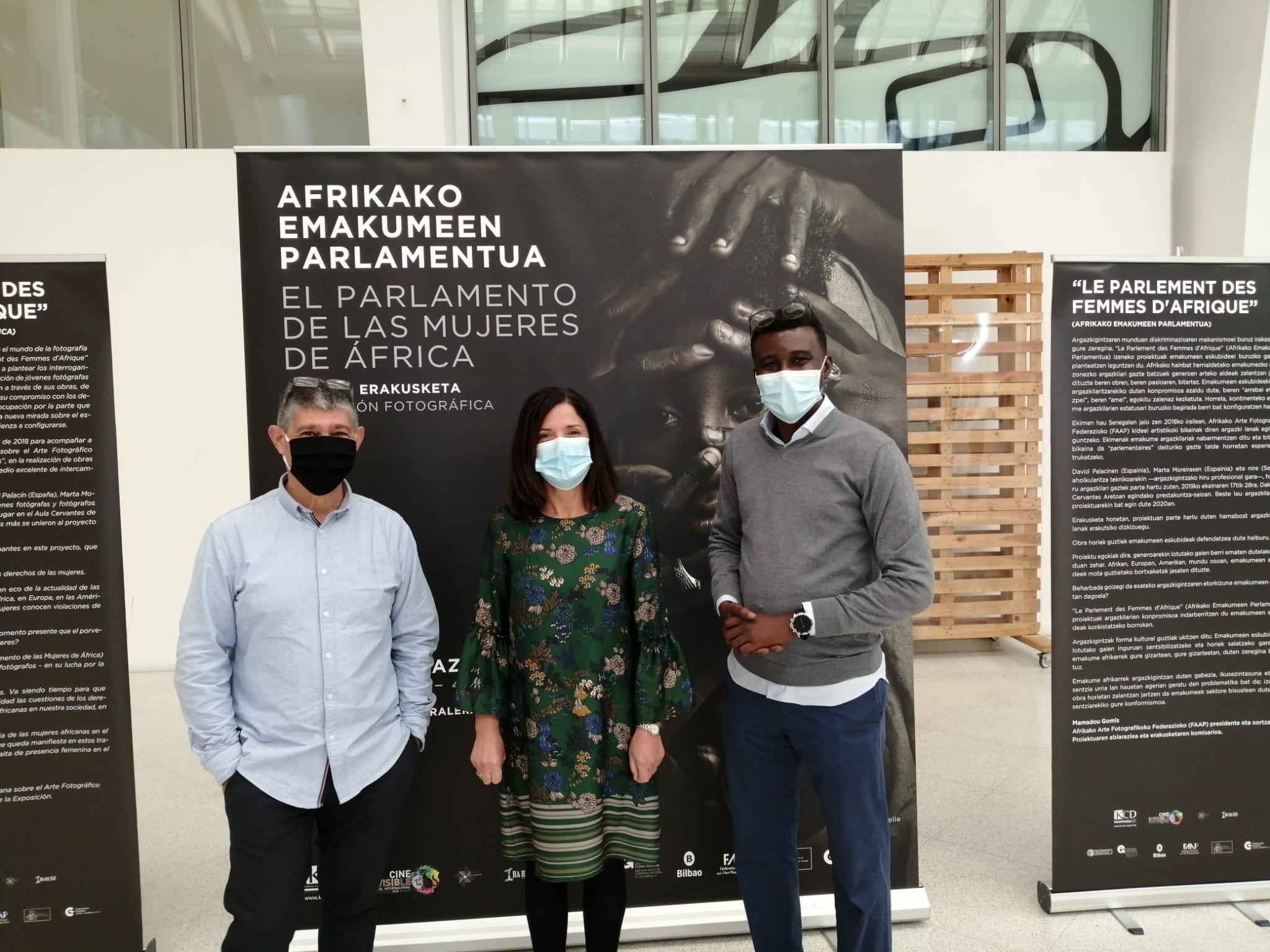 A Bilbao, 15 photographes africains exposent sur la condition féminine