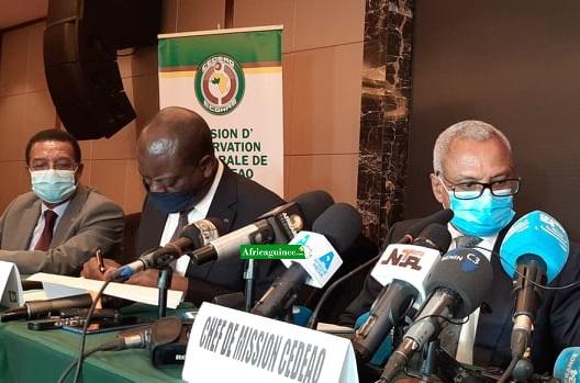 #Guinée - Les conclusions de la Mission d'observation sur la Présidentielle du 18 octobre
