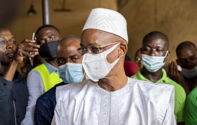 Résultats provisoires de la CENI favorables à Alpha Condé: Cellou Dalein Diallo parle de falsification