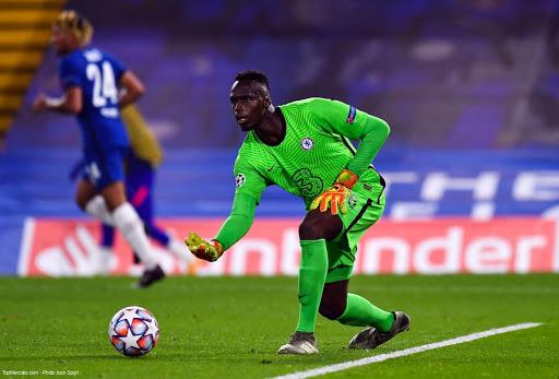 Chelsea: deux clean-sheets et une place de Numéro 1 pour Edouard Mendy
