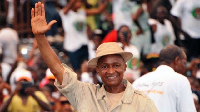 #Guinée - La folie meurtrière des forces spéciales du Président Alpha Condé qui tirent à balles réelles sur des jeunes militants de l'UFDG