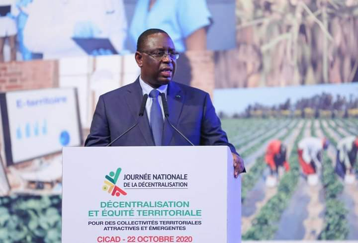 Macky Sall déconseille aux maires d'octroyer des terres sans justification valable