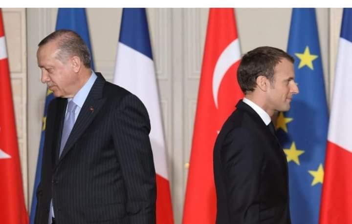 Erdogan s'interroge sur la santé mentale de Macron