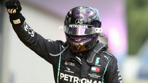 Lewis Hamilton signe au GP du Portugal sa 92e victoire, record absolu