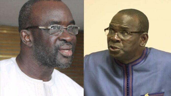Accusations contre Aymérou Gningue: Moustapha Cissé Lo condamné par le tribunal