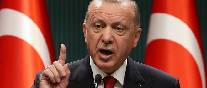 """Erdogan caricaturé par """"Charlie Hebdo"""", la Turquie promet une réponse """"judiciaire et diplomatique"""""""