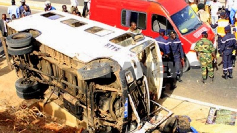 Plus d'une dizaine de morts et des blessés dans un violent accident à l'entrée de Thiès