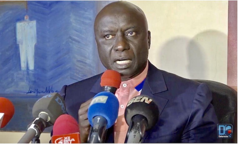 L'annonce de la nomination de Idrissa a suscité une stupeur générale chez les journalistes présents au Palais ce dimanche