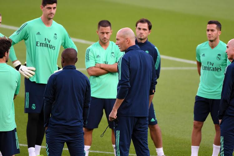 Real Madrid : un cas positif au coronavirus détecté au sein du groupe