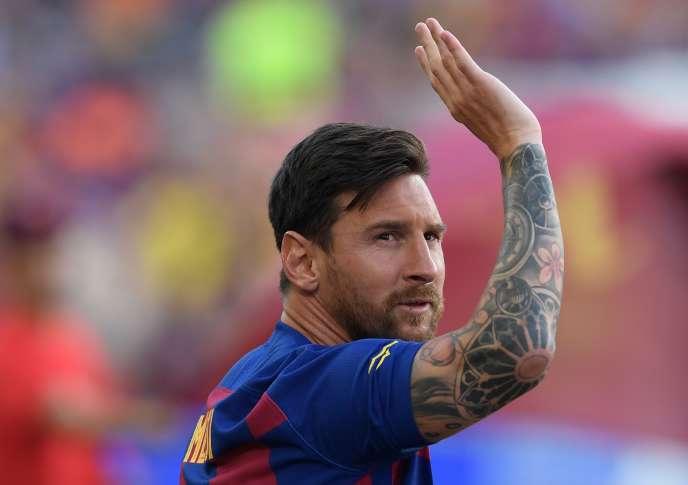 Manchester City prépare un deuxième assaut pour Messi cet hiver