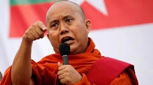 Birmanie: le moine boudhiste extrémiste Wirathu se rend après 18 mois de cavale