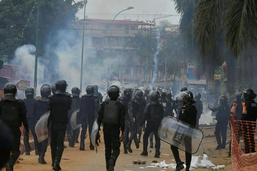 Tension en Côte d'Ivoire: déploiement de forces de l'ordre et arrestations d'opposants