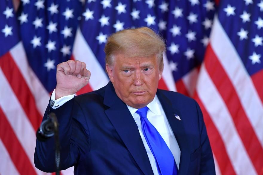 Présidentielle américaine : Trump demande un recomptage et la suspension du dépouillement