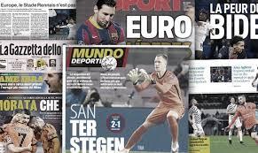 Le retour fracassant de ter Stegen fait grand bruit, Manchester United se fait détruire en Angleterre