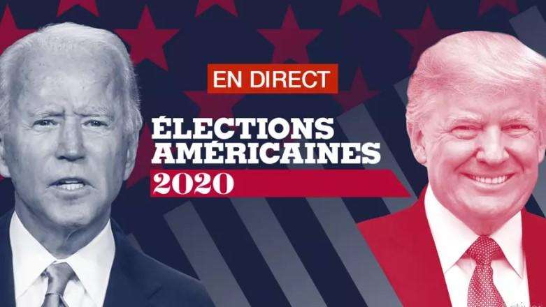 Joe Biden: «Nous allons gagner cette élection avec une majorité claire»