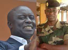 Capitaine Dièye reste fidèle à Idrissa Seck