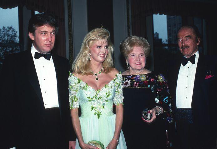 """Ivana Trump: """"Mon ex-mari est un mauvais perdant"""""""