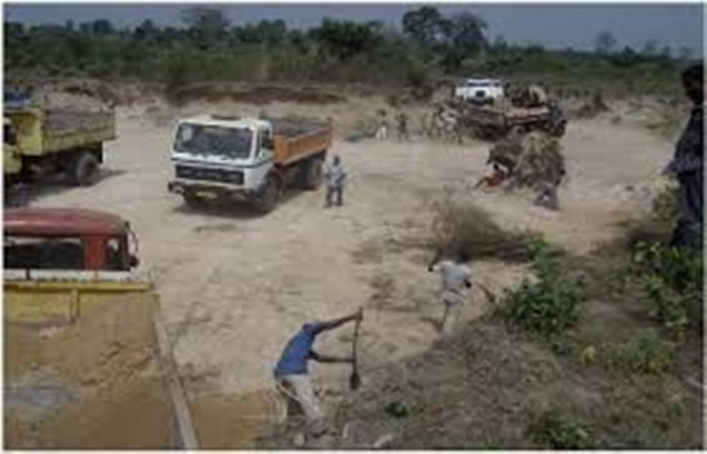 Interdiction d'activité d'extraction de sable à Kolda: les professionnels des carrières en colère