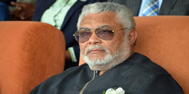 Ghana: décès de l'ancien président Jerry John Rawlings