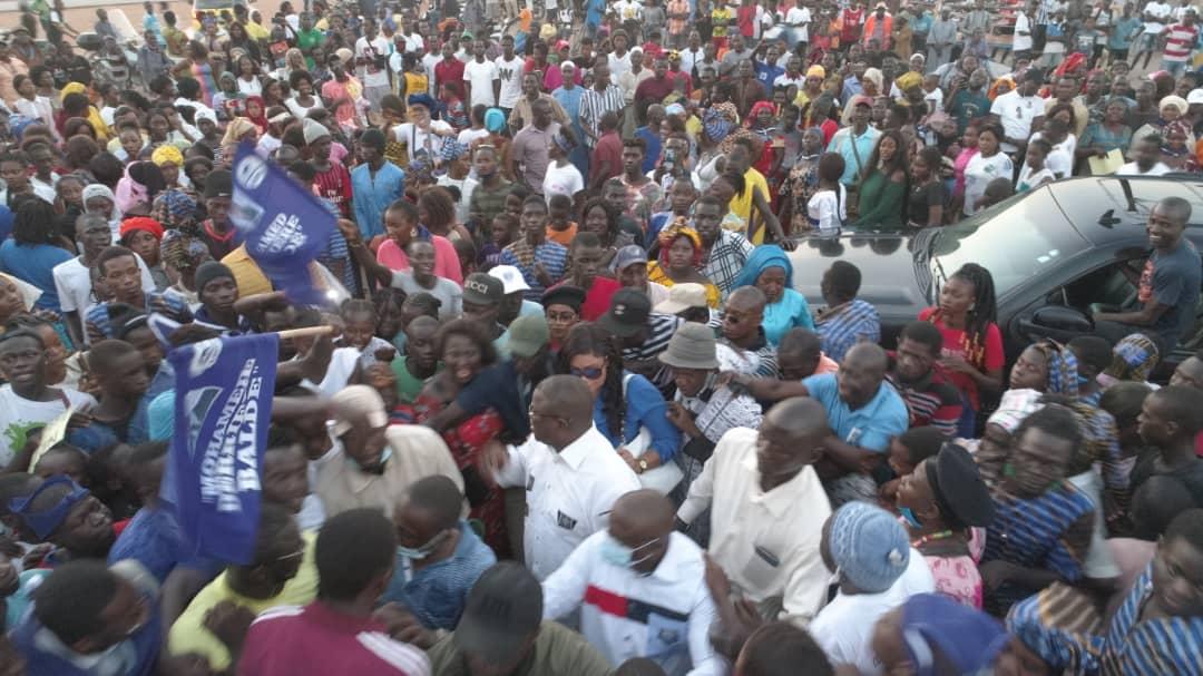 Abdoulaye Baldé: Macky Sall m'a dit que « d'autres (politiciens) vont rallier la majorité présidentielle »