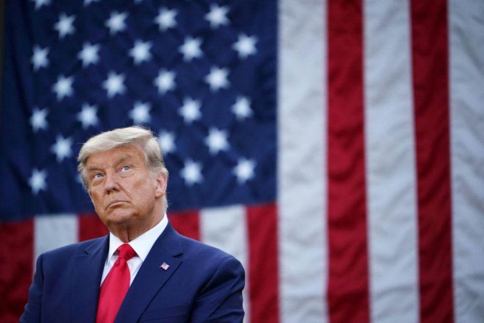 Présidentielle américaine: Donald Trump entrouvre pour la première fois la porte à une défaite
