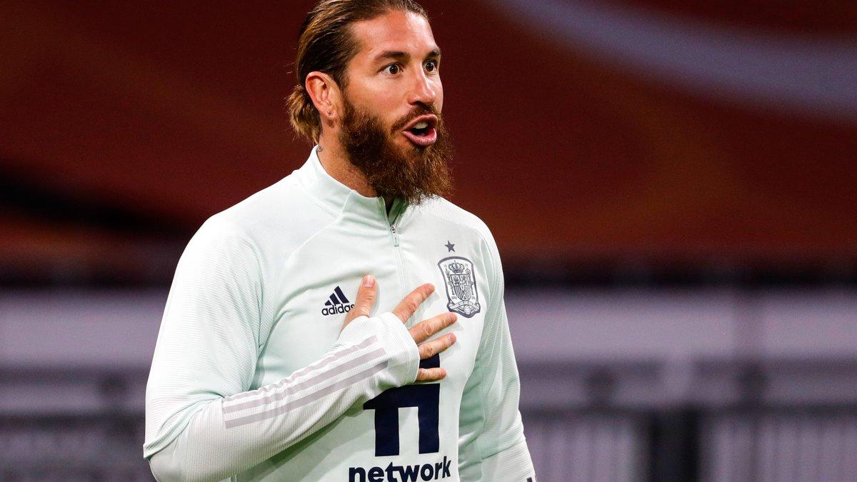En fin de contrat à partir du 1er janvier avec le Real, Sergio Ramos courtisé par le Psg