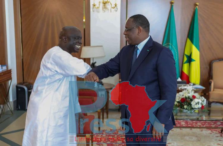 Comment Macky Sall entend faire de Idrissa Seck son successeur en 2024