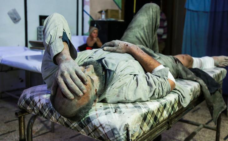 Syrie: 10 morts, dont des combattants étrangers, dans les frappes d'Israël (ONG)