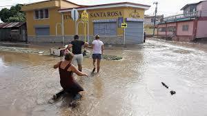 En Amérique centrale, le bilan s'alourdit près le passage de l'ouragan Iota