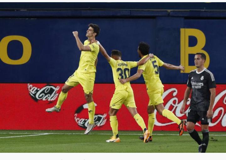 Liga: le Real obtient un nul à Villareal (1-1)