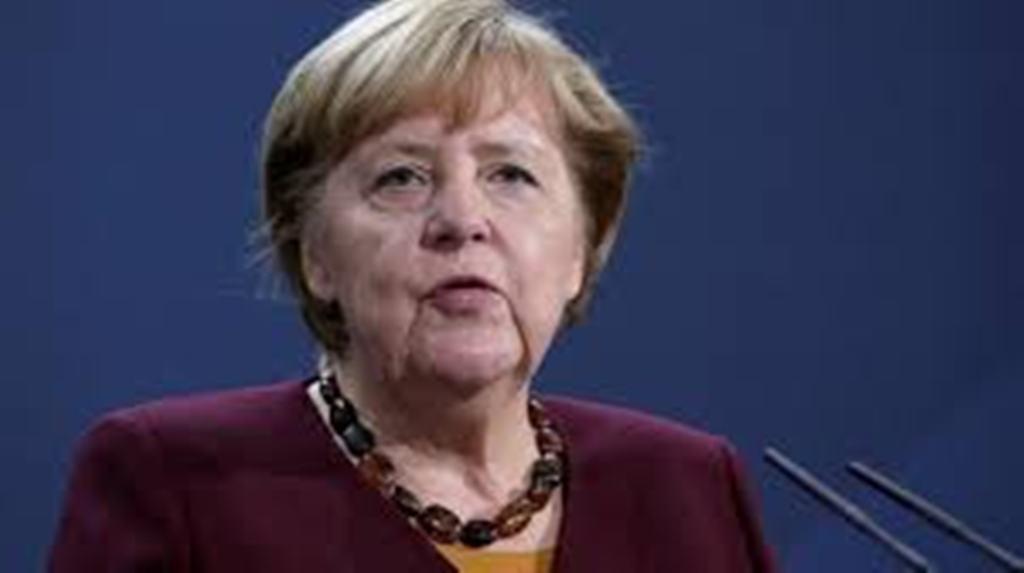 Allemagne: quinze ans de pouvoir pour la chancelière Angela Merkel