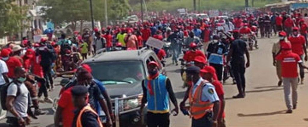 Richard-Toll: les travailleurs de la Css exigent l'arrêt des DIPA et l'importation du sucre