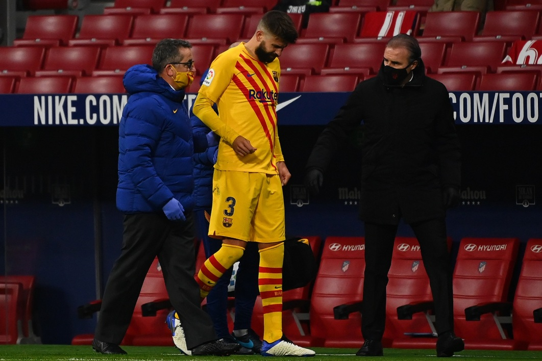 FC Barcelone : le verdict est tombé pour Piqué
