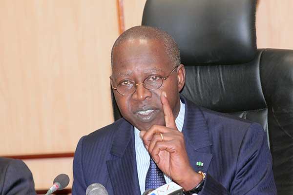 """L'entrée de Idy dans le gouvernement est """"trop tôt"""", selon Mouhamad Boun Abdalah Dionne"""