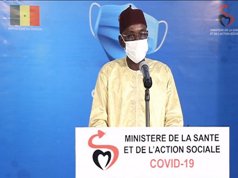 Point #Covid_19 de ce mardi 24 novembre : 1 décès, 11 nouveaux cas et 49 malades en traitement