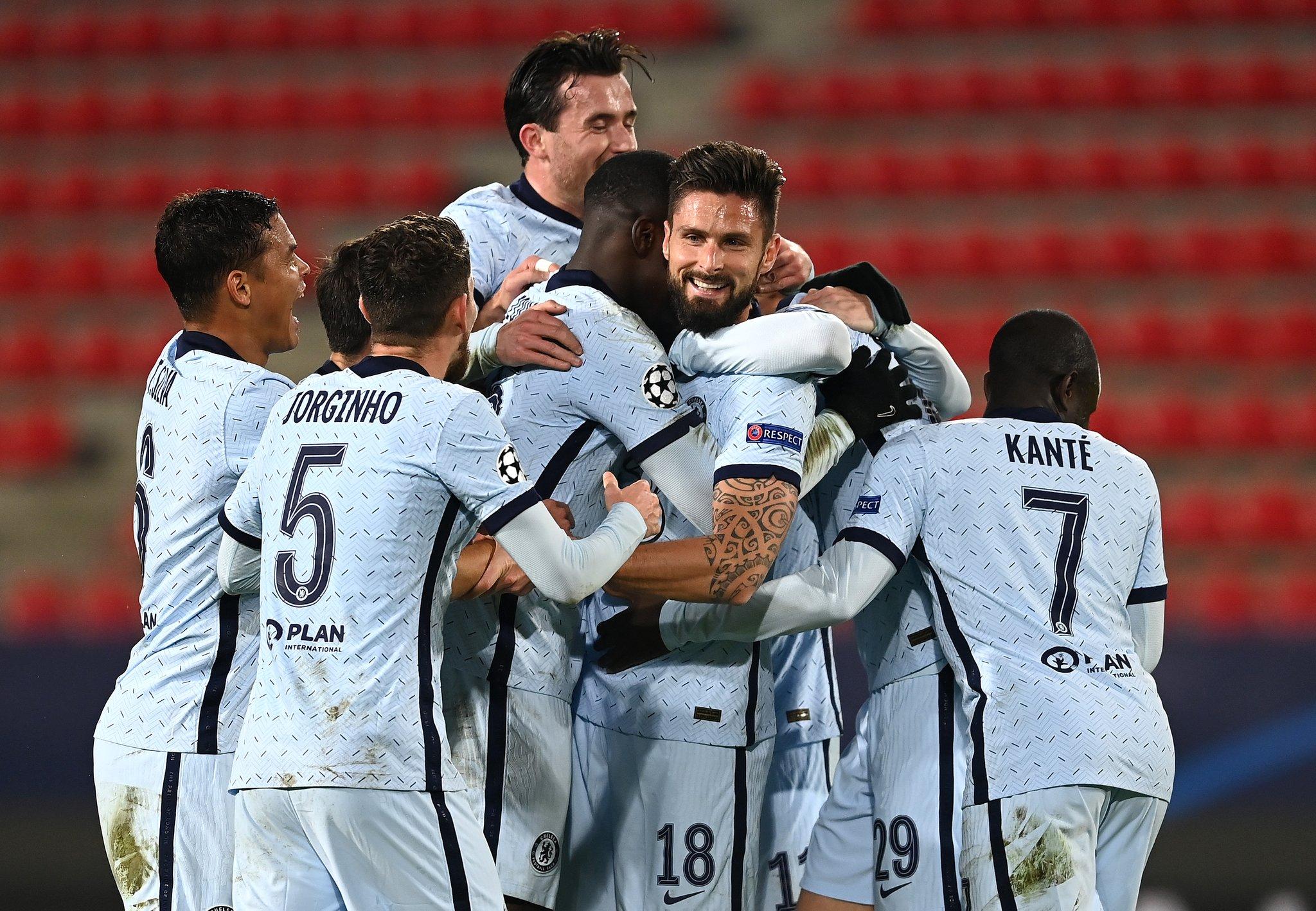 Ligue des champions: Édouard Mendy et Chelsea éliminent Rennes
