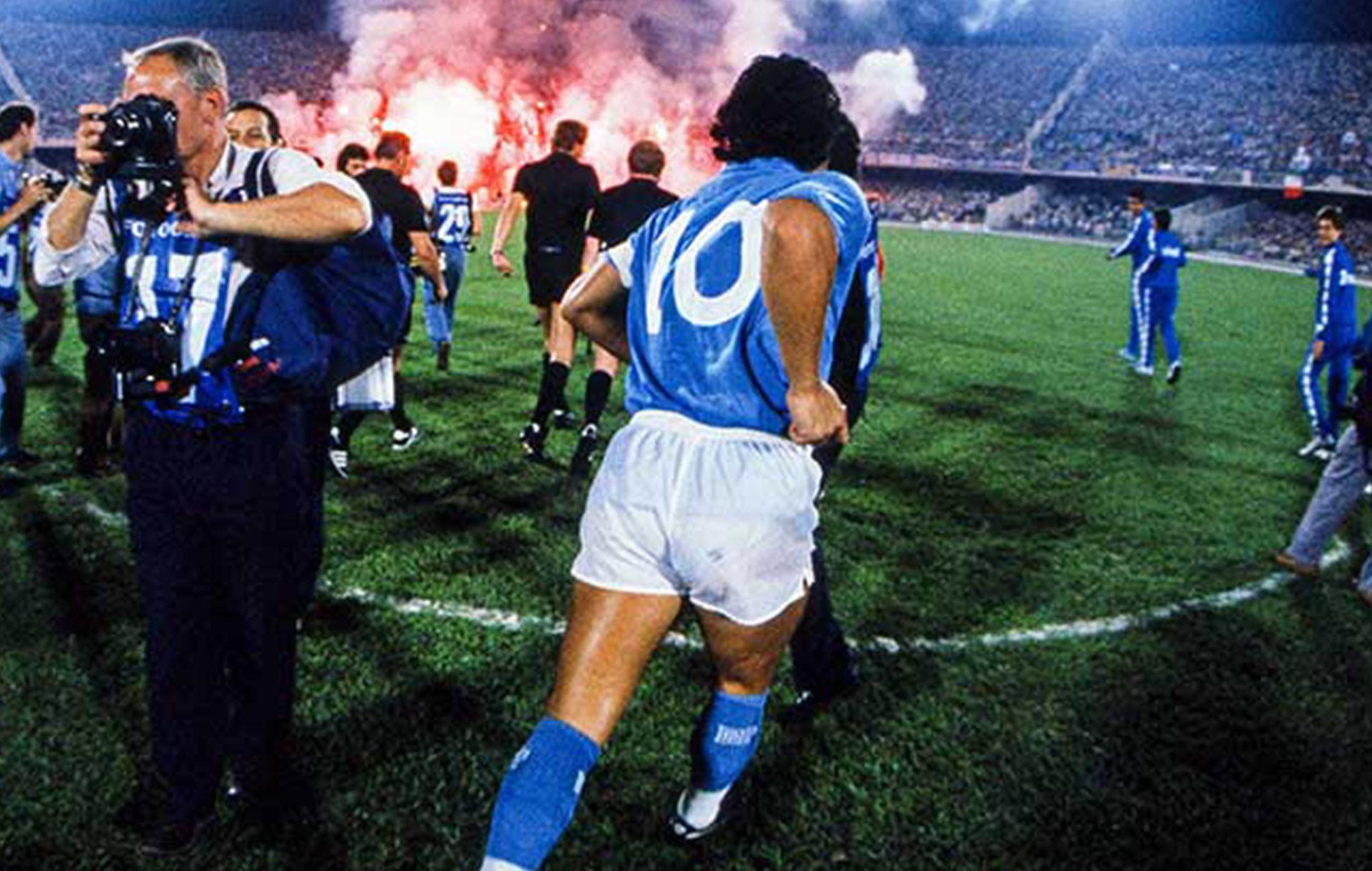 Naples: le Stade de San Polo sera rebaptisé à l'honneur de Maradona
