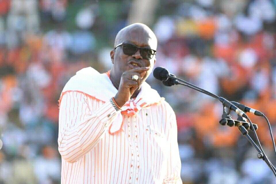 Burkina Faso: Roch Kaboré s'impose dès le premier tour avec 57,87% des voix