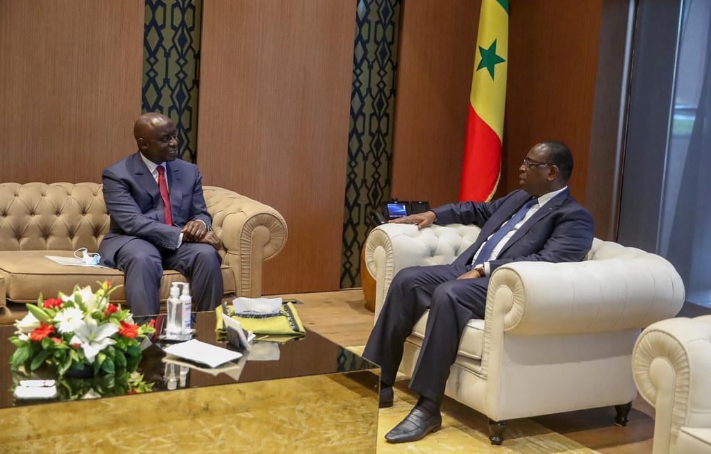 Idrissa Seck nomme Awa Gueye Kébé conseillère spéciale après un long entretien avec Macky Sall
