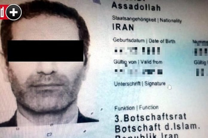 Belgique: un diplomate iranien jugé pour un projet d'attentat refuse de se présenter à son procès