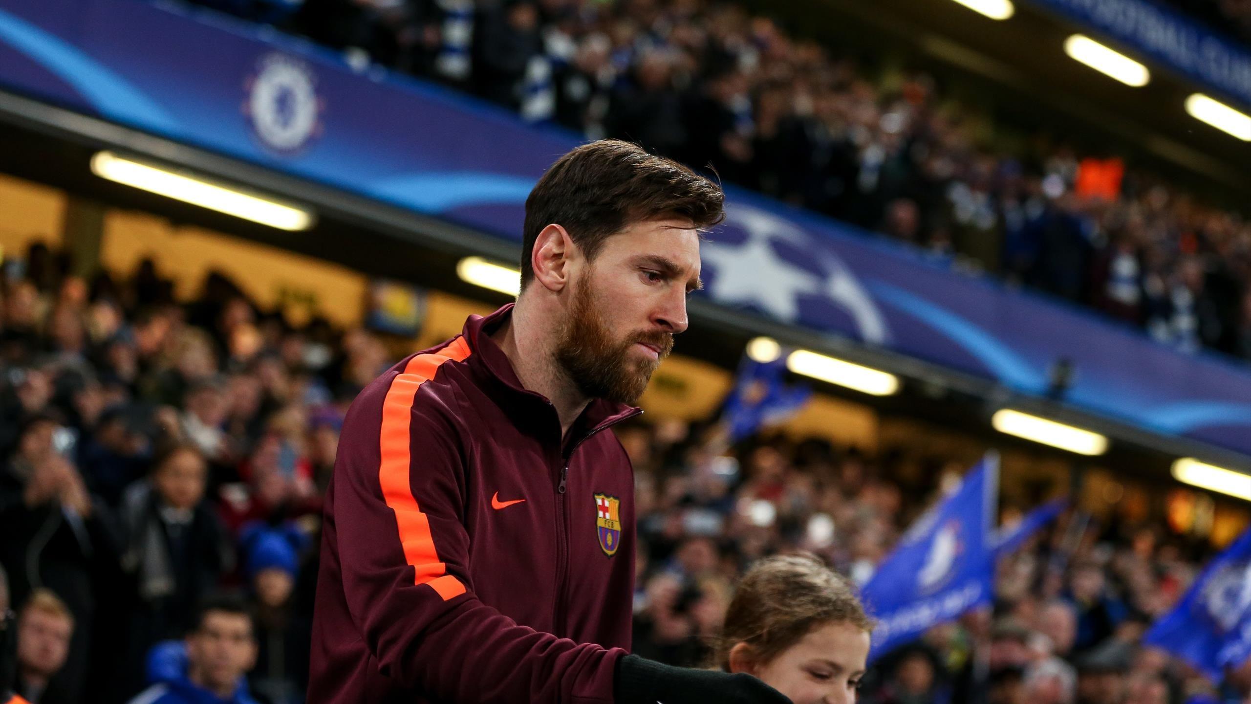 Mercato: Chelsea pourrait être dans la course pour Messi