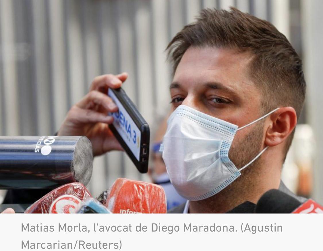 Mort de Diego Maradona : l'Argentine ouvre une enquête sur une éventuelle négligence