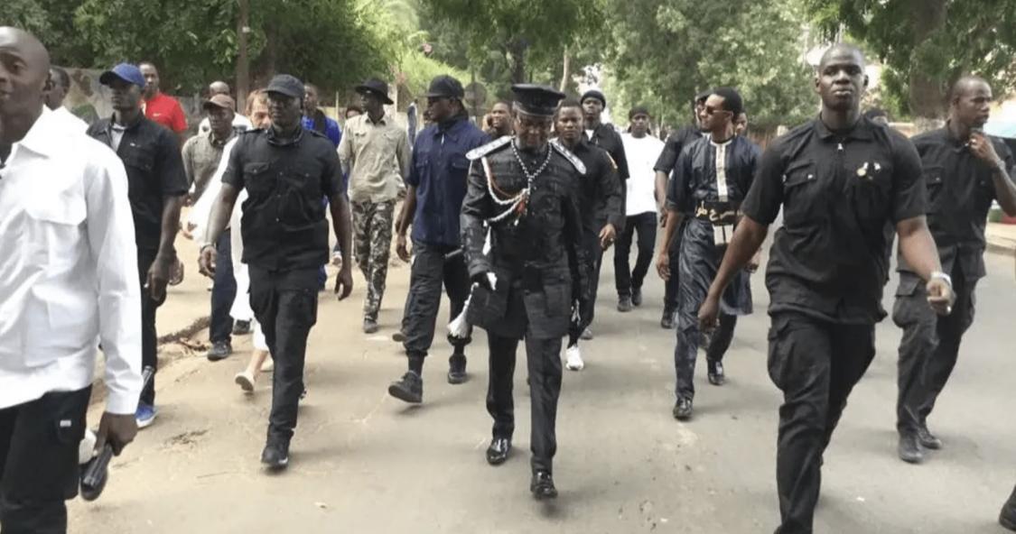 Descente dans les Centres de redressement de Kara Sécurité : la Gendarmerie s'explique