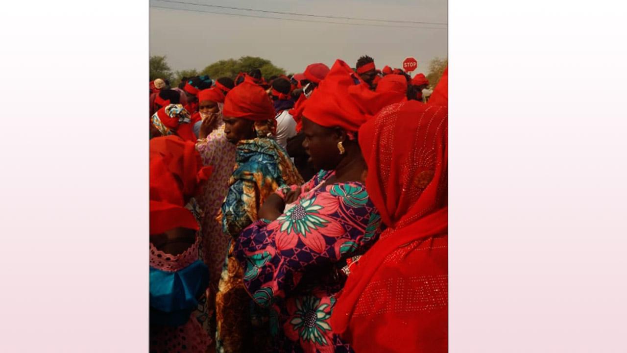 Podor : les populations exigent la réhabilitation du tronçon Diatar-Alwaar