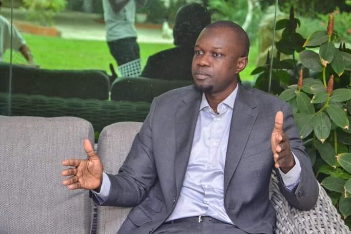 Ousmane Sonko : « J'ai un rôle à jouer : celui d'un rassembleur »