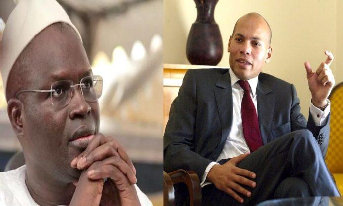 Un projet de loi pour amnistier Karim Wade et Khalifa Sall circule à l'Assemblée nationale