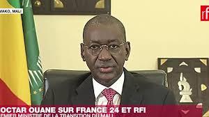 Moctar Ouane, 1er ministre du Mali: dialogue avec les jihadistes «en cours» en «prolongement de l'action militaire»
