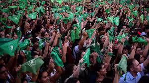 En Argentine, porté par le travail des militantes, le droit à l'avortement revient au Parlement