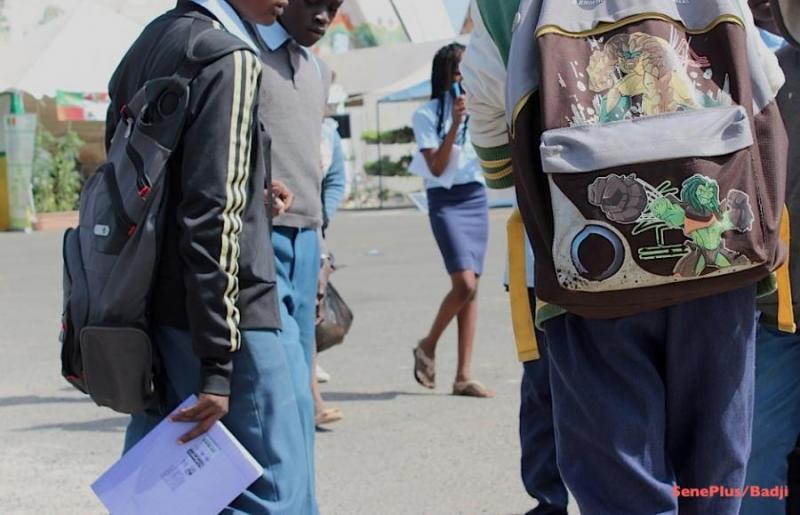 Expulsion des élèves pour non-paiement de 3 mois de scolarité : la société civile réclame la tête du ministre de l'Education